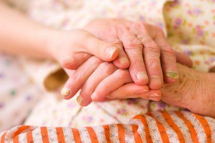 Vanhusten Harhaluuloisuushäiriö