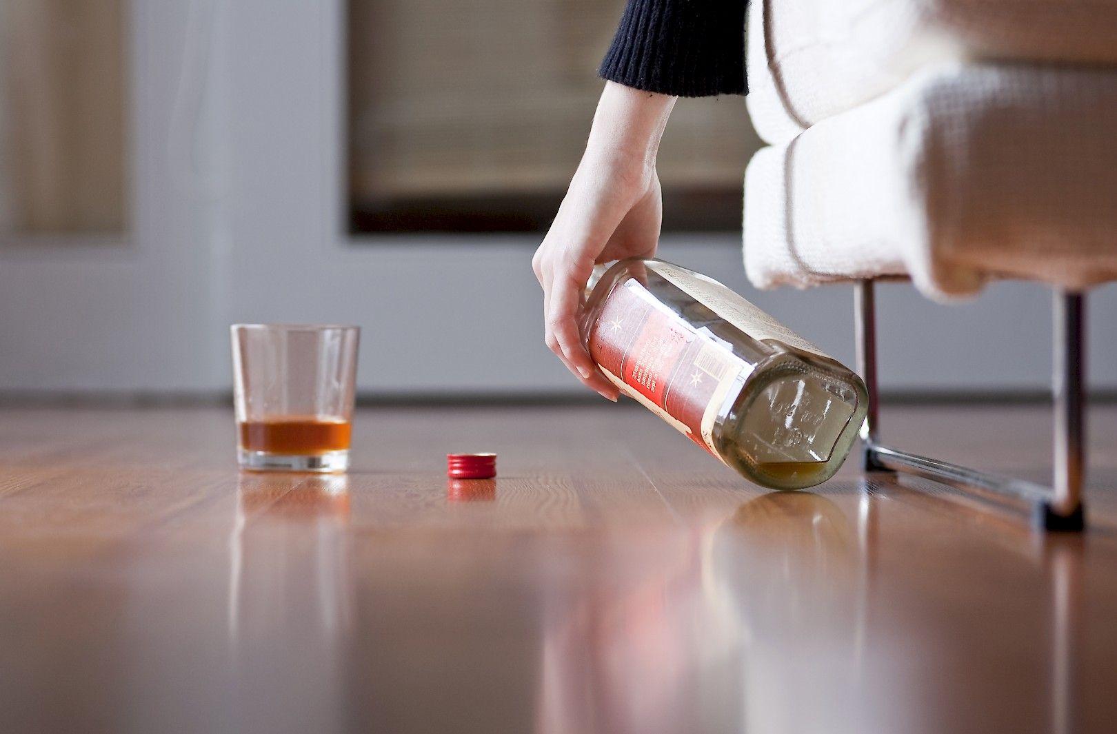 Alkoholiriippuvuus