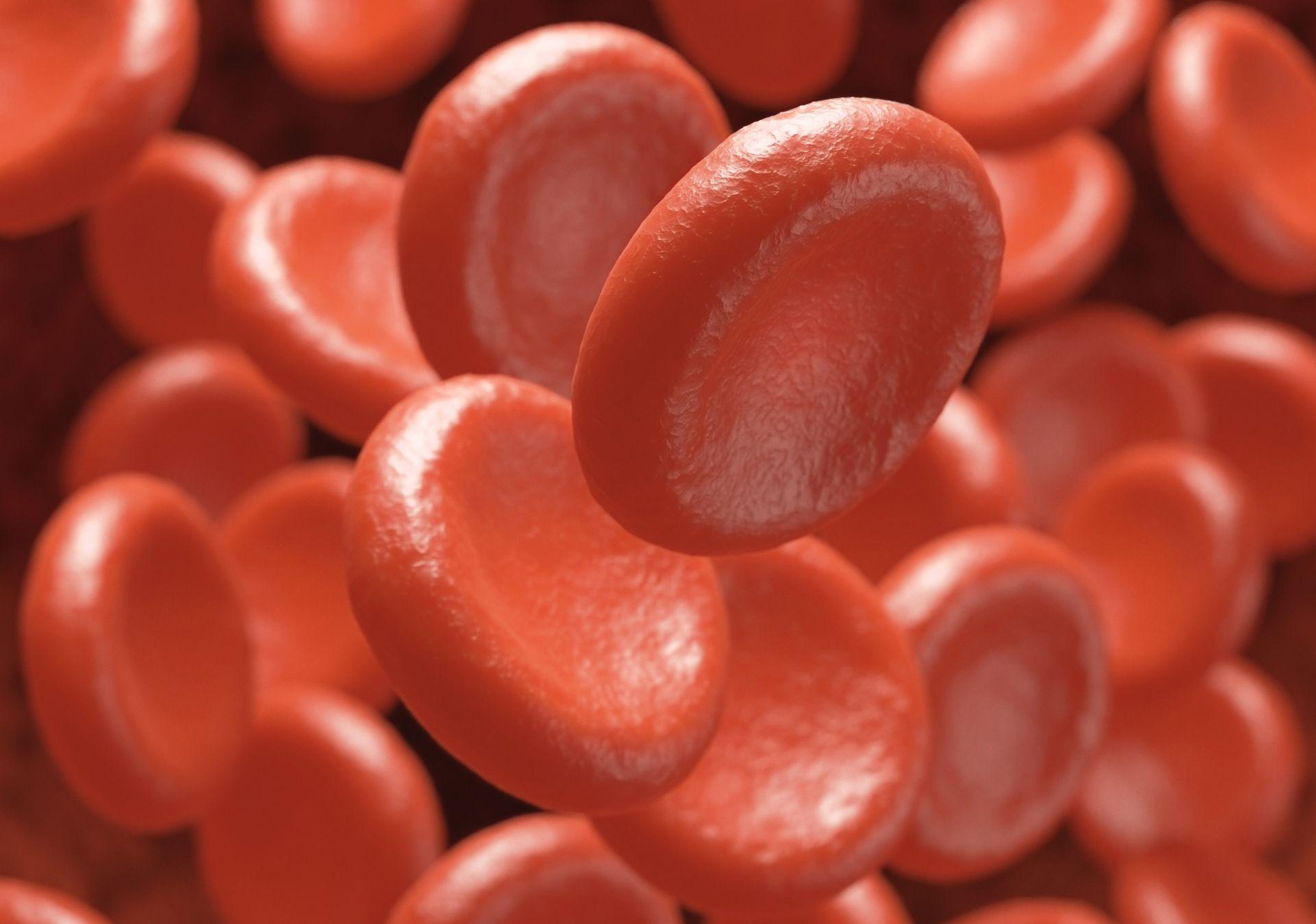 Vaarallisen alhainen hemoglobiini
