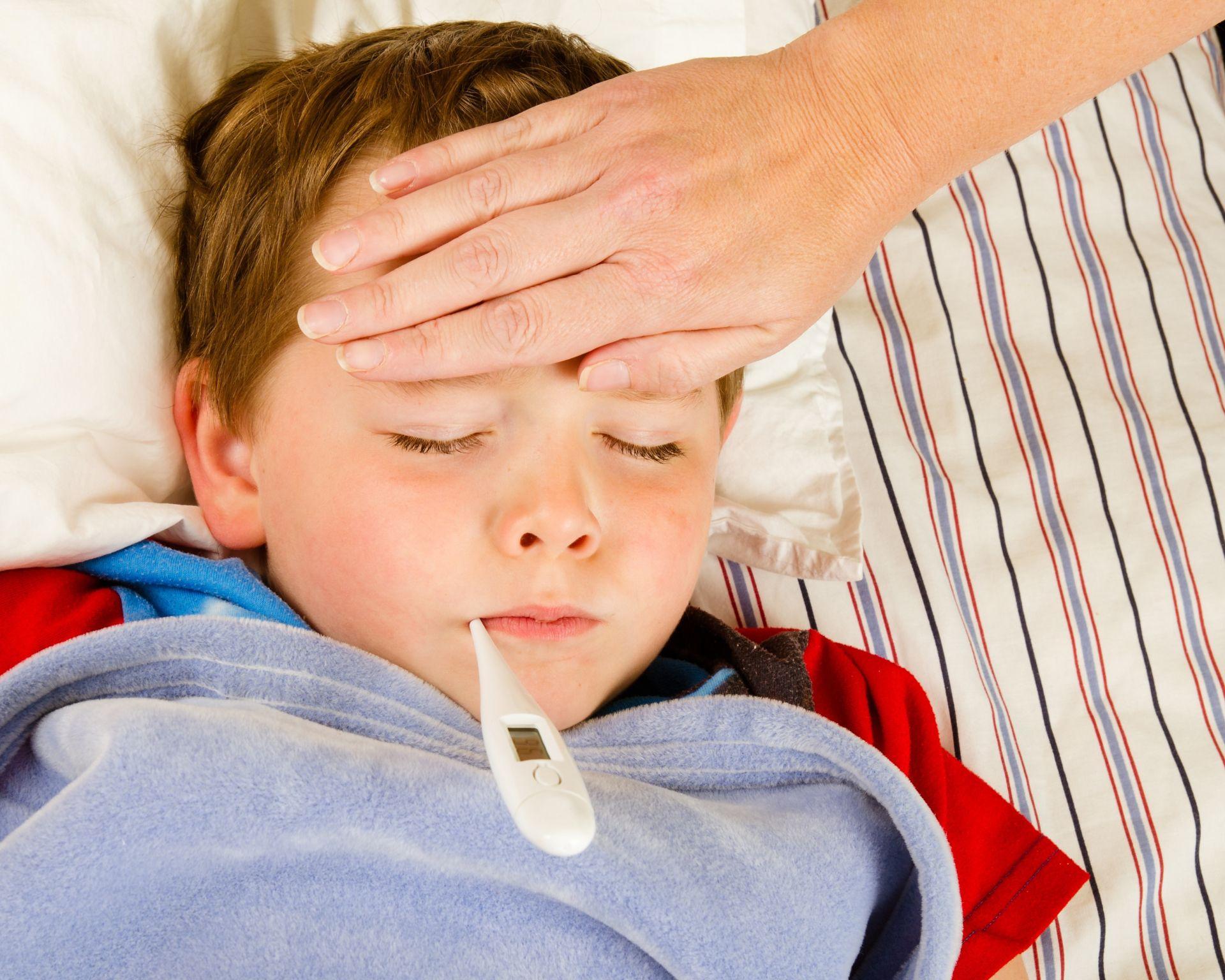 Мышиная (геморрагическая) лихорадка. Фото, симптомы у