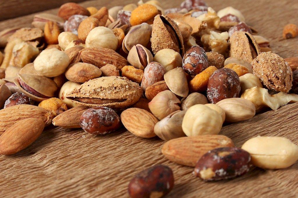 Pähkinät Ja Kolesteroli