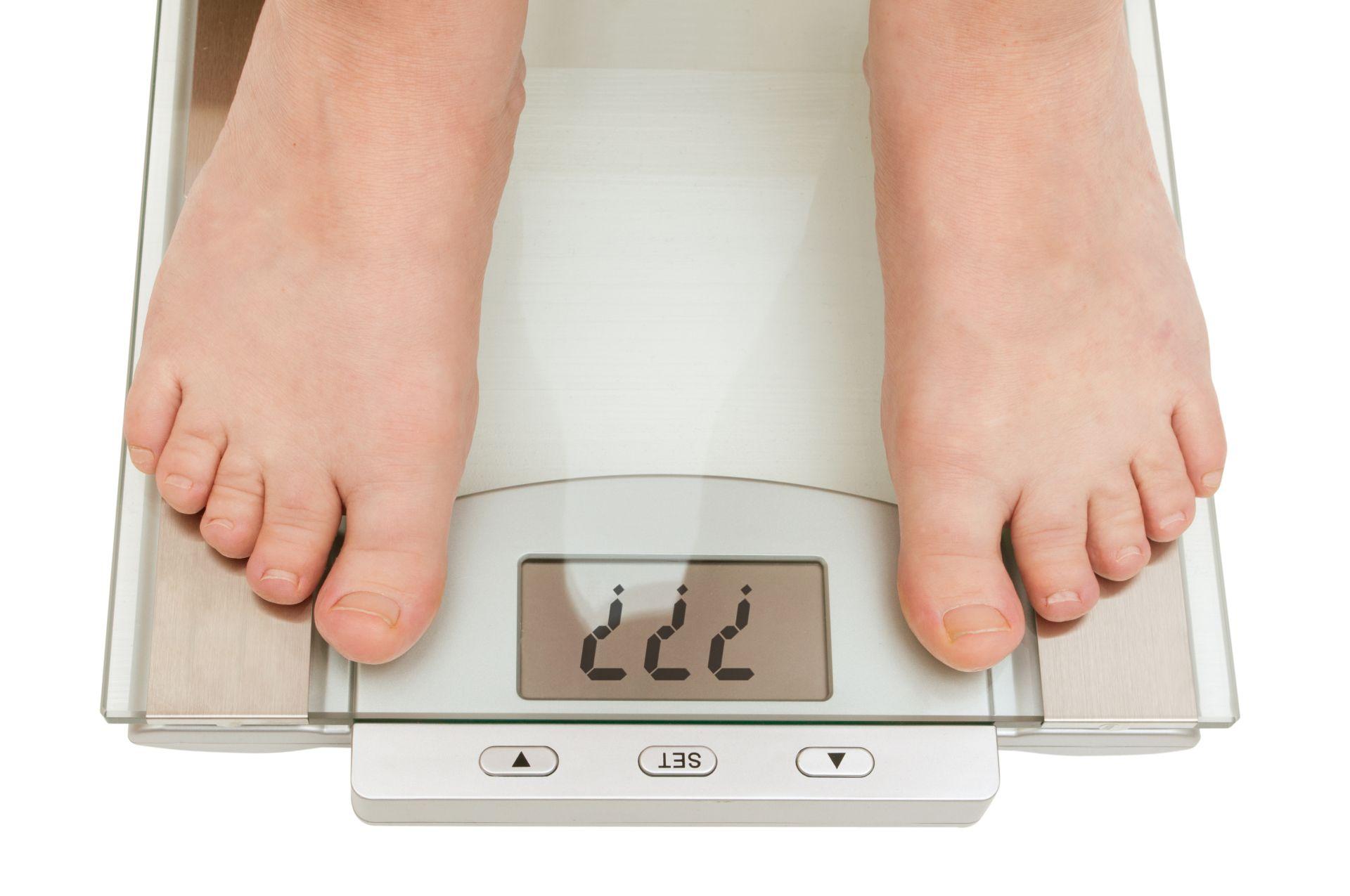 lievä ylipaino