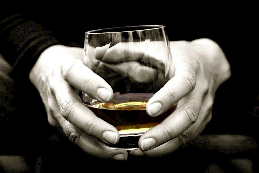 Haimatulehdus Alkoholi
