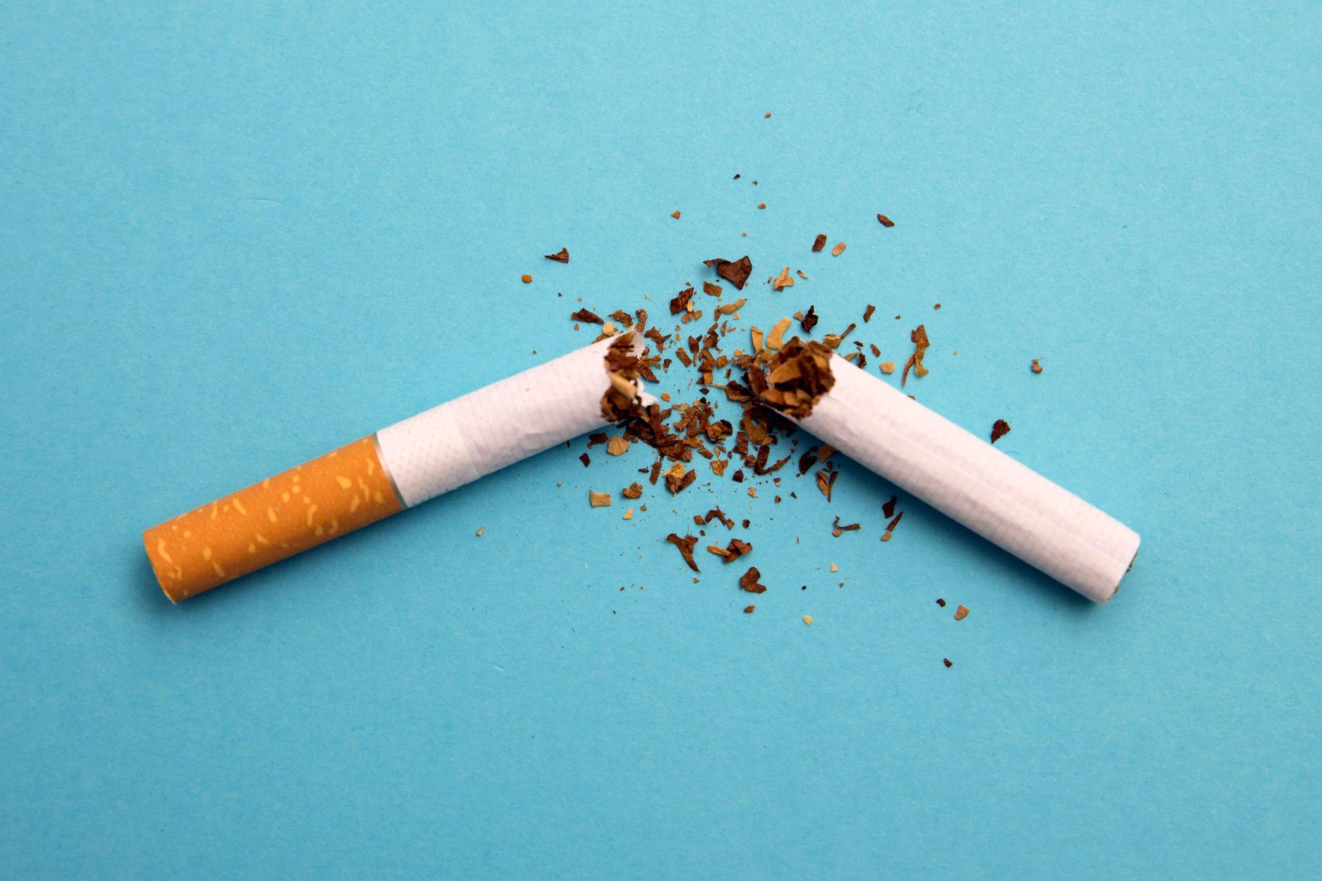 Tupakoinnin Lopettaminen Keuhkojen Palautuminen